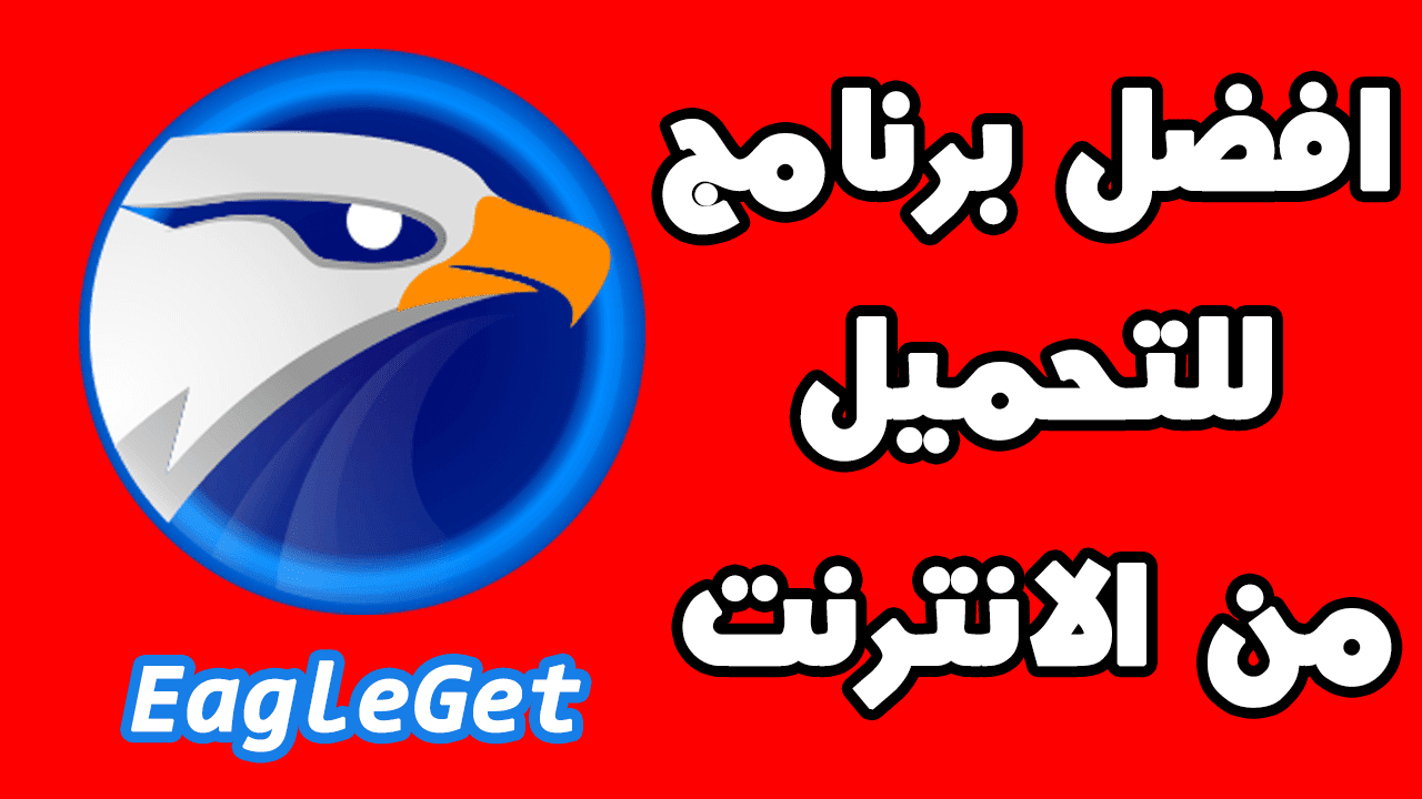 تحميل برنامج انترنت داونلود مانجر البديل EagleGet 2019 مجاني