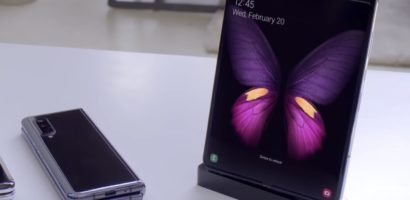 مراجعة سعر ومواصفات هاتف سامسونج القابل للطي Galaxy Fold مميزاته وعيوبه