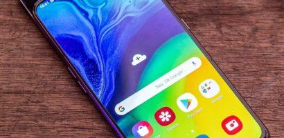 سعر ومواصفات هاتف سامسونج Galaxy A80 الفئة المتوسطة ومميزاته وعيوبه
