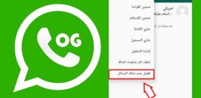 تحميل برنامج اوجي واتساب OGwhatsapp 2020 إخفاء الظهور وحفظ الحالة