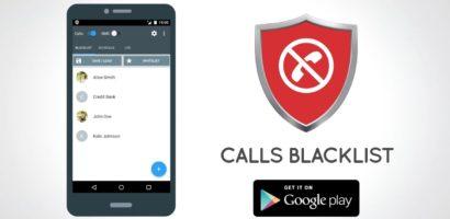 تحميل برنامج بلاك ليست Calls blacklist 2020 لحظر المكالمات والرسائل المُزعجة