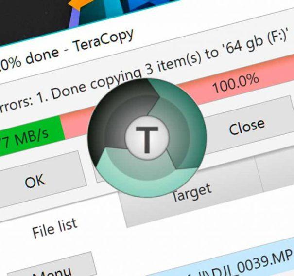 تحميل برنامج تيرا كوبي tera copy 2021 نسخ الملفات الكبيرة بسرعة للكمبيوتر