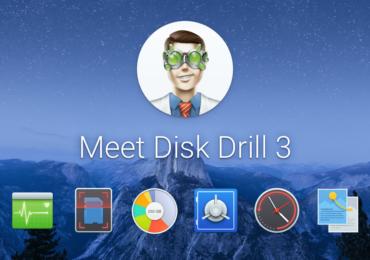 تحميل برنامج ديسك دريل Disk drill 2020 استرجاع الملفات المحذوفة للكمبيوتر
