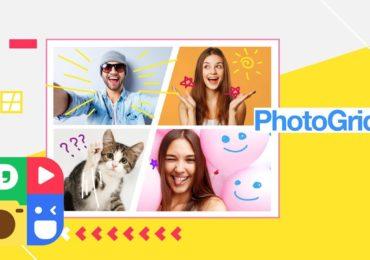 تحميل برنامج فوتو كريد Photo Grid 2019 لدمج وتعديل والكتابة على الصور