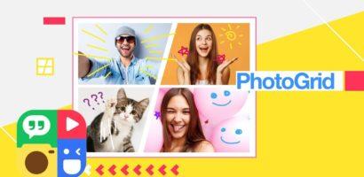 تحميل برنامج فوتو كريد Photo Grid 2021 تطبيق دمج الصور والكتابة عليها بالعربية