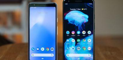 سعر ومواصفات هواتف جوجل Pixel 3a و Pixel 3a XL المتوسطة ومميزاتها وعيوبها