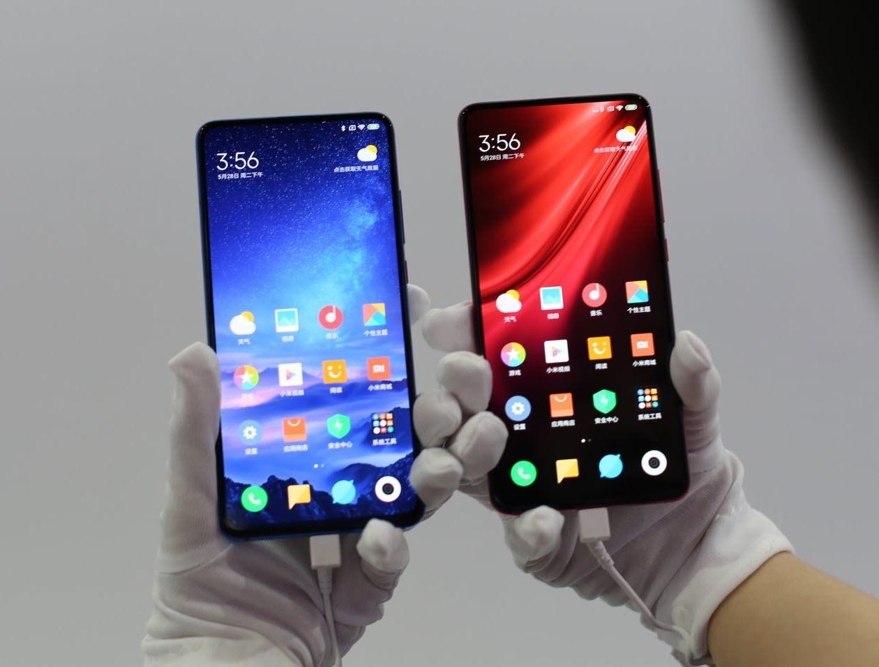 4e280b9a3 مراجعة سعر ومواصفات هاتف شاومي ريدمي Redmi K20 و Redmi K20 Pro ~ موبانكو
