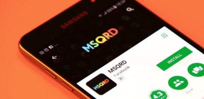 تحميل برنامج تغيير الوجه في الصور والفيديو MSQRD 2020 للاندرويد والايفون
