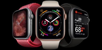 سعر ومواصفات ساعة ابل سيريس 4 الرياضية Apple Watch Series 4 ومميزاتها