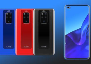 تسريبات سعر ومواصفات هواوي ميت 30 برو القادم Huawei Mate 30 Pro