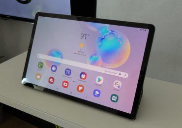 مراجعة سعر ومواصفات تابلت سامسونج اس 6 ومميزاتها Samsung Tab S6