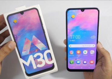 سعر ومواصفات موبايل سامسونج M30 ومميزاته وعيوبه Samsung Galaxy M30