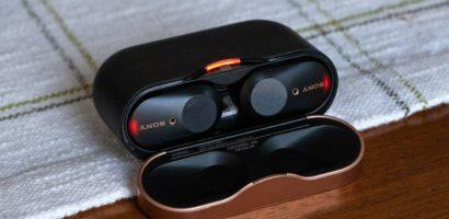 مراجعة سعر ومواصفات سماعات سوني بلوتوت لاسلكية Sony WF-1000XM3 ومميزاتها