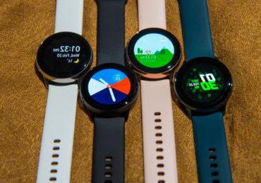 سعر ومواصفات ساعة سامسونج واتش 2 الجديدة Samsung Watch Active 2