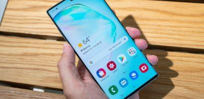 مراجعة سعر ومواصفات سامسونج نوت 10 الرائد Samsung Galaxy Note 10