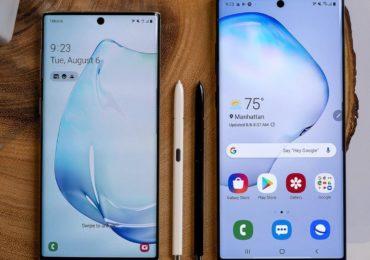 مقارنة بين Samsung Note 10 وNote 10 Plus والفرق بينهم وايهما أفضل؟