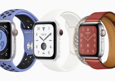 مراجعة سعر ومواصفات ساعة ابل واتش سيريس 5 الرياضية Watch Series 5