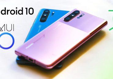 هواتف هواوي وهونر التى ستحصل على اندرويد 10 مع واجهة EMUI 10 و Magic UI