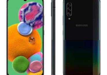 مراجعة سعر ومواصفات هاتف سامسونج Samsung Galaxy A90 بتقنية 5G