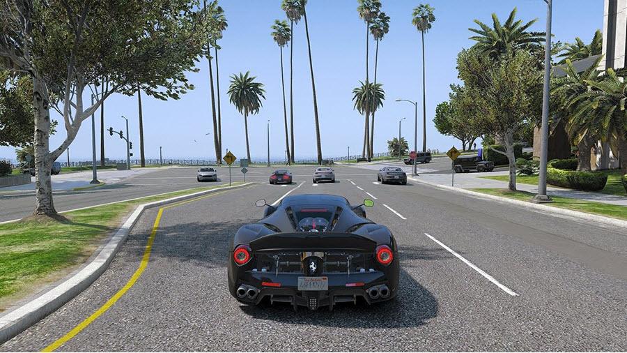 """متطلبات تشغيل لعبة جاتا 5 """"GTA V"""" على الكمبيوتر والفرق بين GTA 5 و ..."""