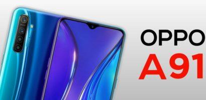 Oppo A91 : مراجعة سعر ومواصفات موبايل اوبو A91 ومميزاته وعيوبه