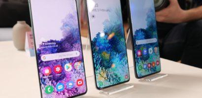 سامسونج اس 20 بلس : سعر ومواصفات Samsung S20 Plus و S20 Plus 5G