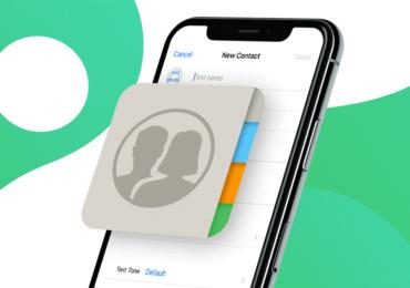شرح جميع طرق نقل الاسماء من الأيفون للأيفون Transfer Contacts iPhone 2020