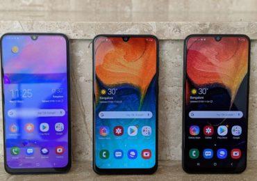 أفضل هواتف سامسونج الفئة المتوسطة 2019 و 2020 مع المواصفات