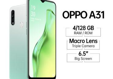 اوبو اي 31 : سعر ومواصفات Oppo A31 ومميزات وعيوب الموبايل