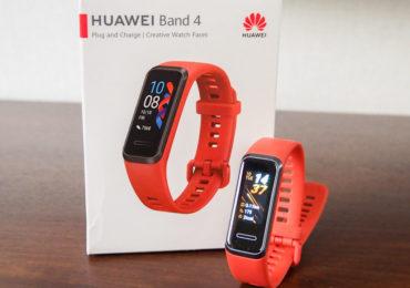 هواوي باند 4 : سعر ومواصفات ساعة Huawei Band 4 سوار اللياقة البدنية