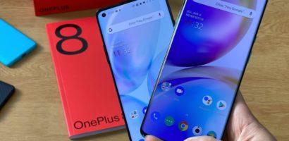 وان بلس 8 : سعر ومواصفات موبايل OnePlus 8 بأقوى معالج للهواتف SD 865
